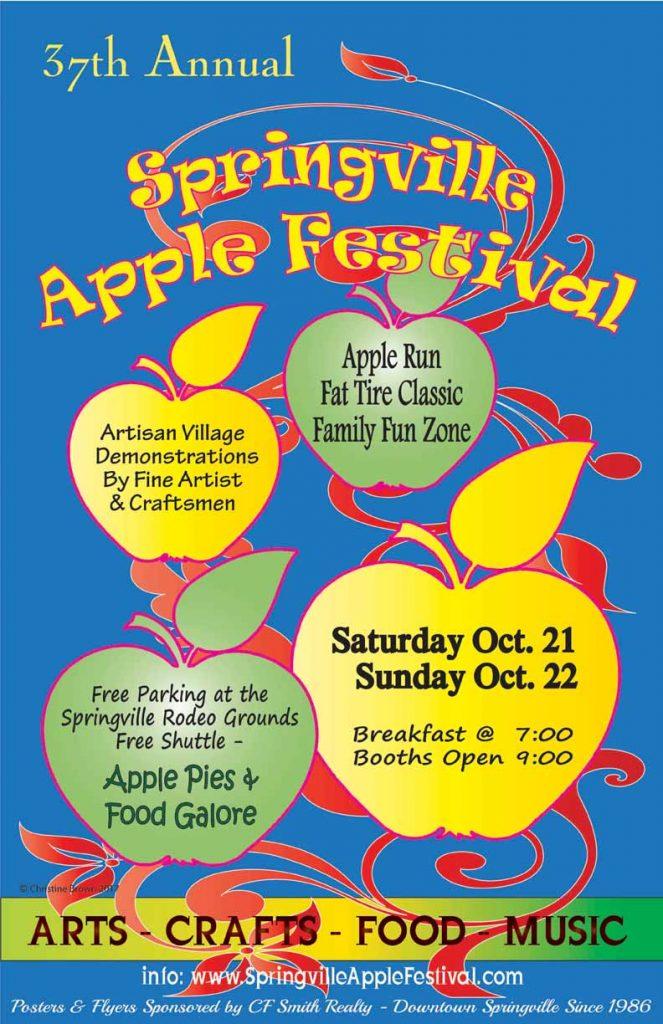2017 Springville Apple Festival