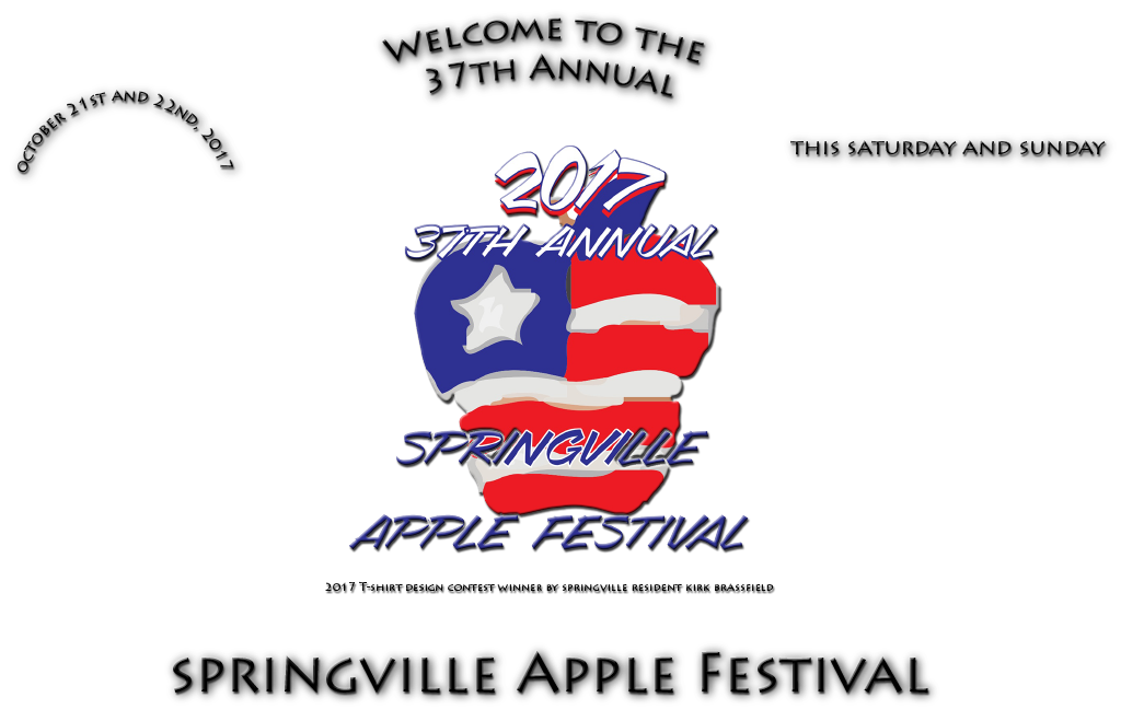 Welcome to the Springville Apple Festival
